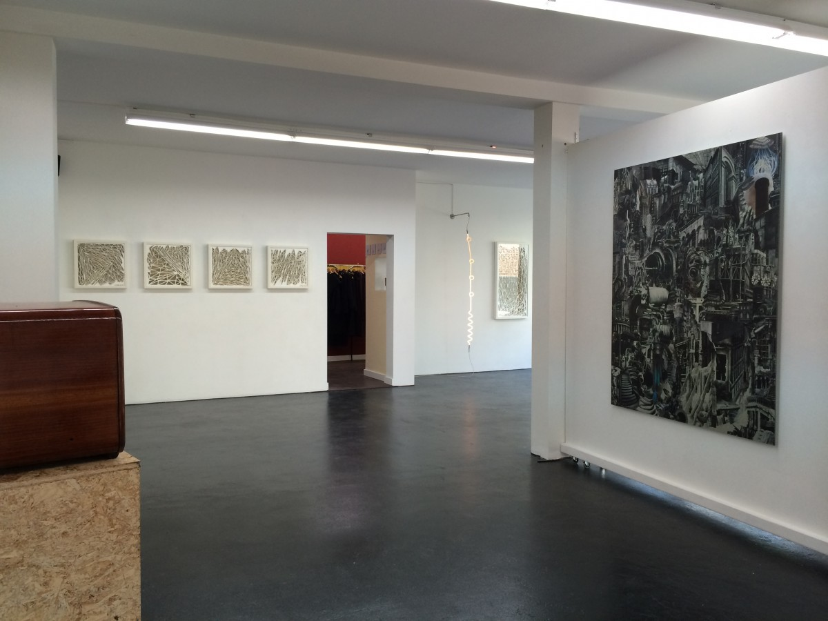 Paulette in 't Veld, Atelier Uraiqat