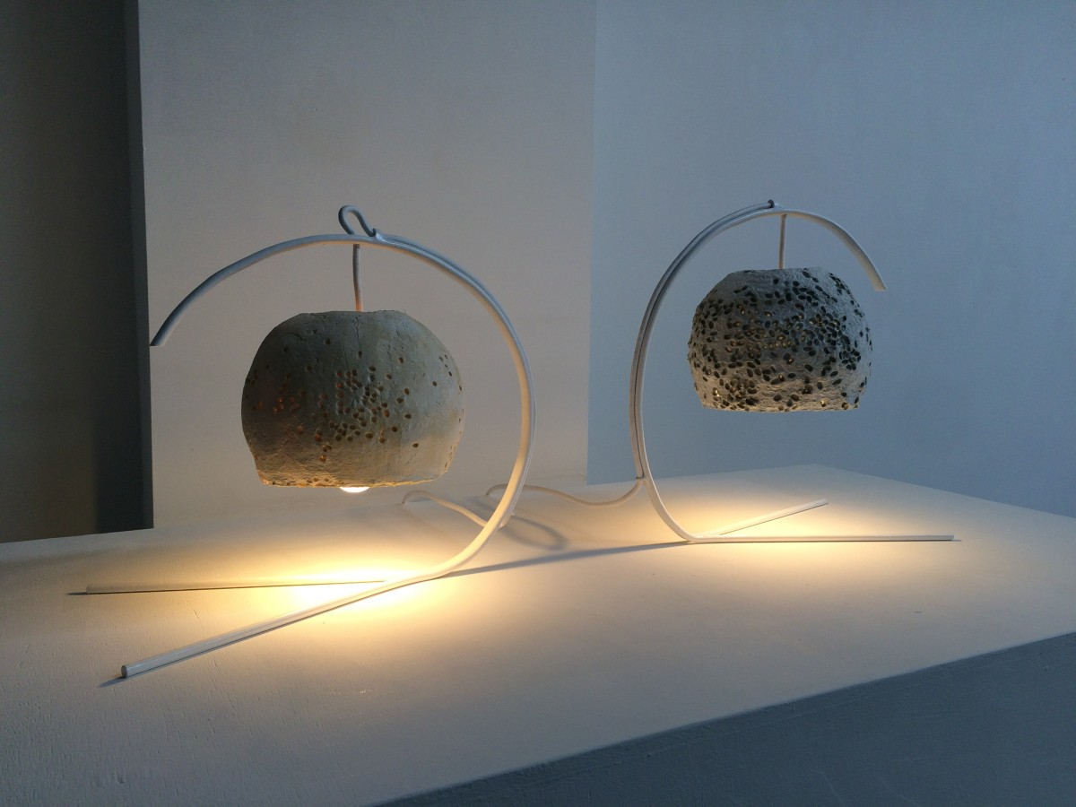 Aging lamps