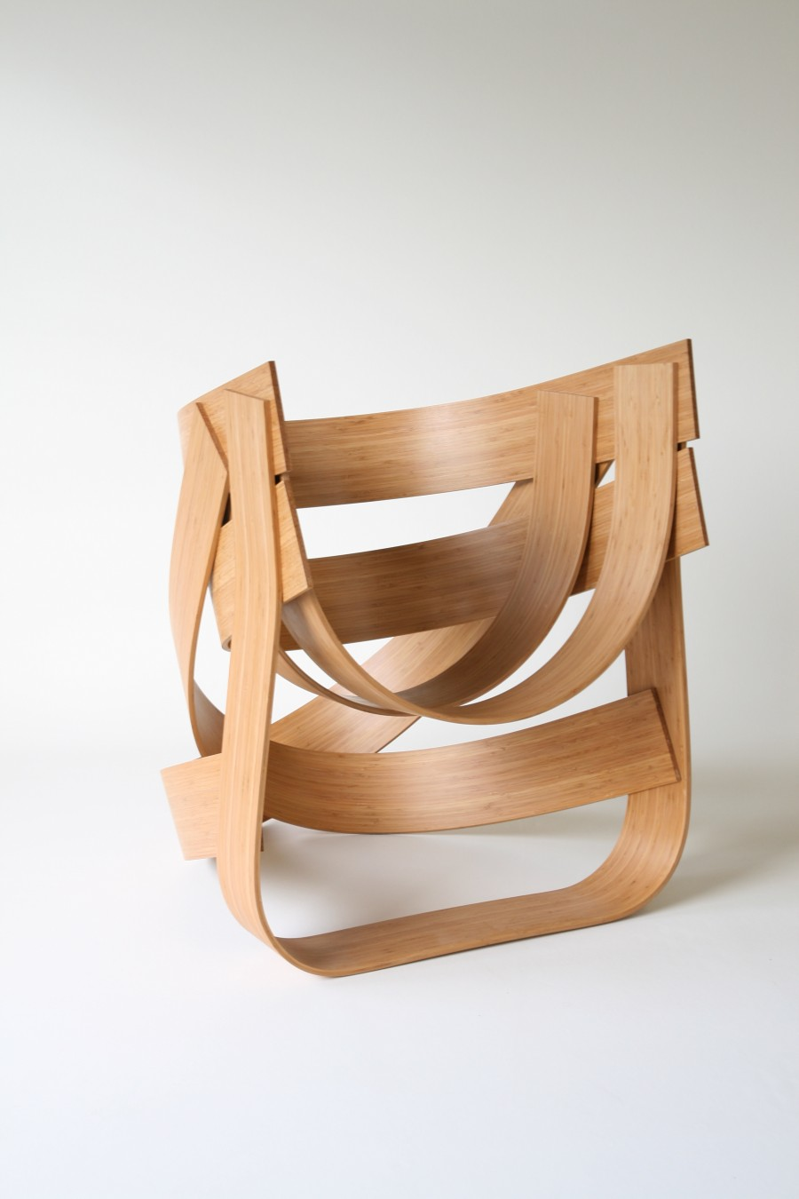Remy & Veenhuizen, Bamboo Chair. photo credits: Thomas Fasting