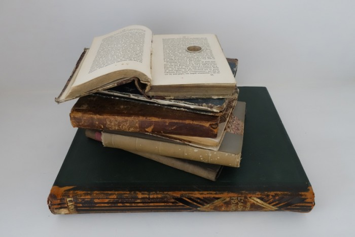 book candelabra