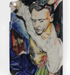 cover1, glazed ceramic, 19,5 x 13,5 cm