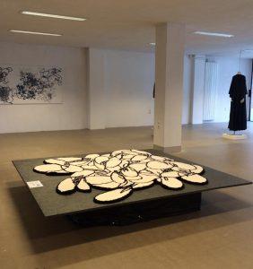 Flow Carpet by Ilona Lenard